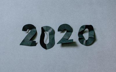2020: Reflecting on a Weird Year